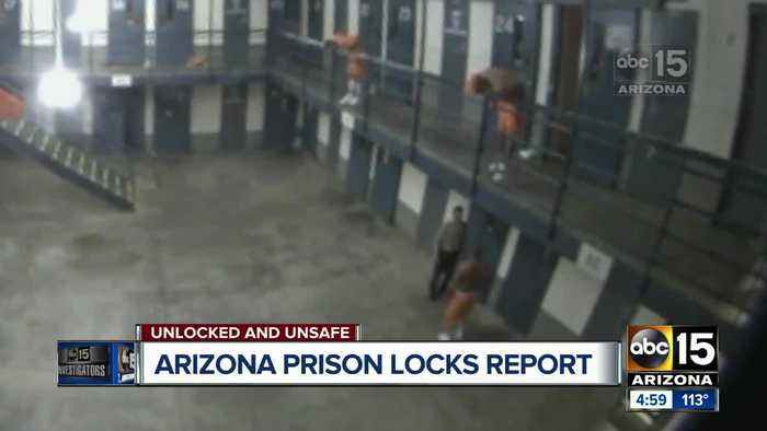Report on broken locks inside Lewis prison released