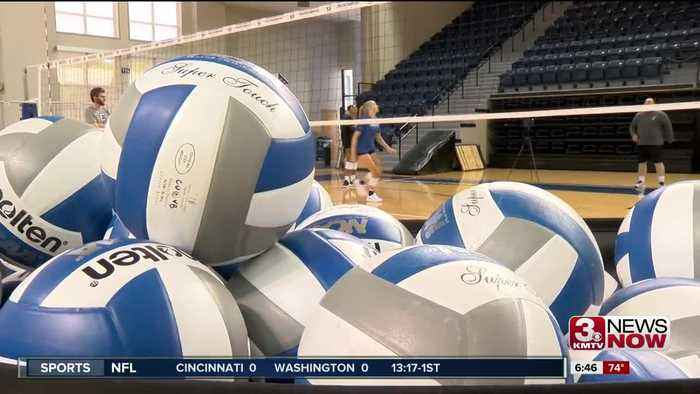 Creighton volleyball motivated by 2nd place preseason pick in BIG EAST