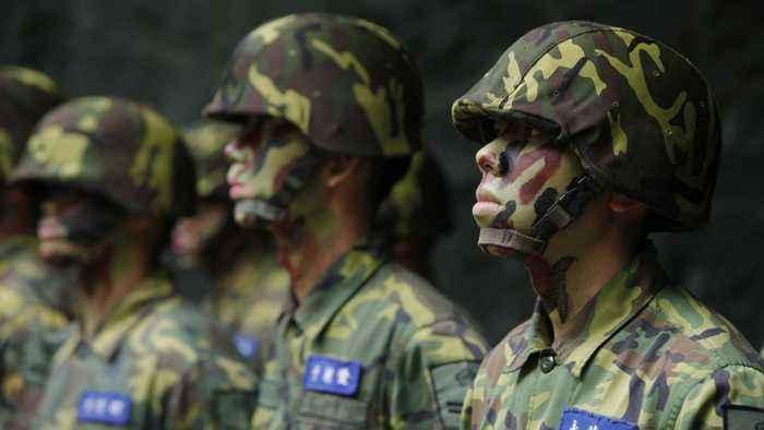 Taiwan Increases Defense Budget Amid Tensions With China