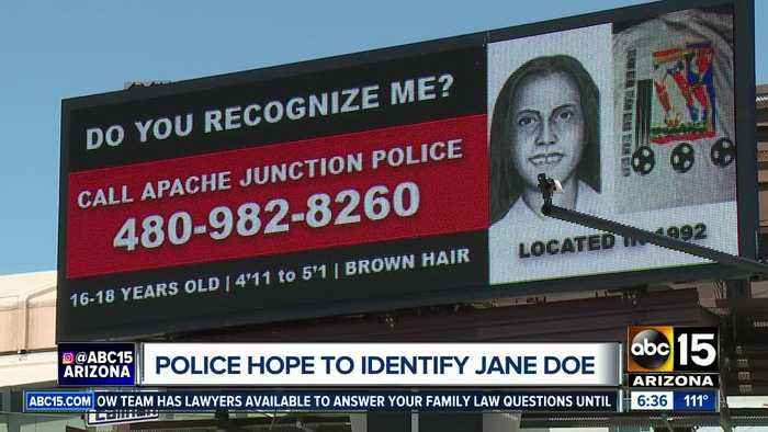 Apache Junction police trying to solve 27-year-old cold case