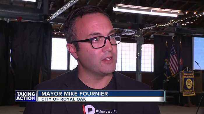 Royal Oak mayor speaks out after controversial confrontation