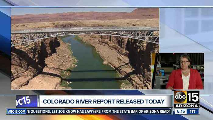 Even after wet winter, Colorado River still threatened by climate change