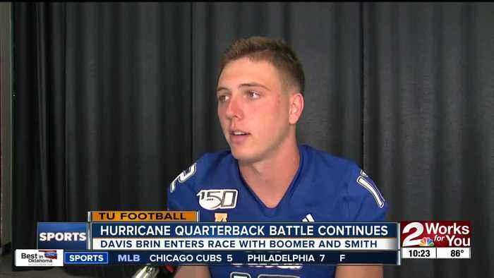 TU Media Day: Quarterback Battle Continues