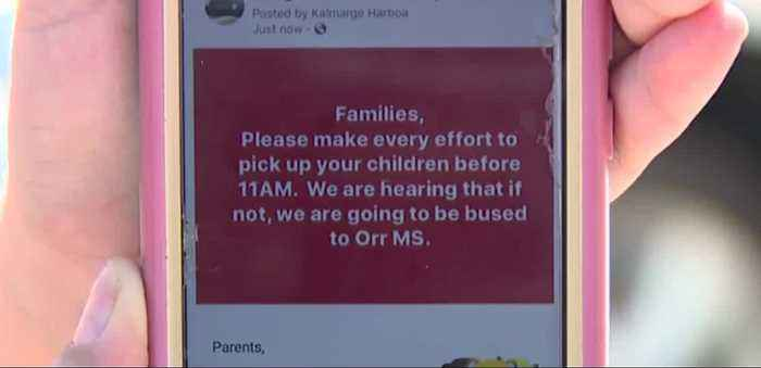 Power outage in East Las Vegas leads to hot classrooms, parent concerns