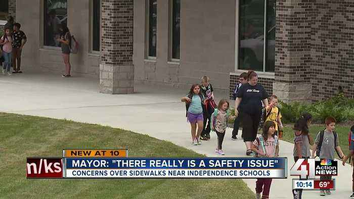 Mayor to fight for sidewalks near new Independence elementary school