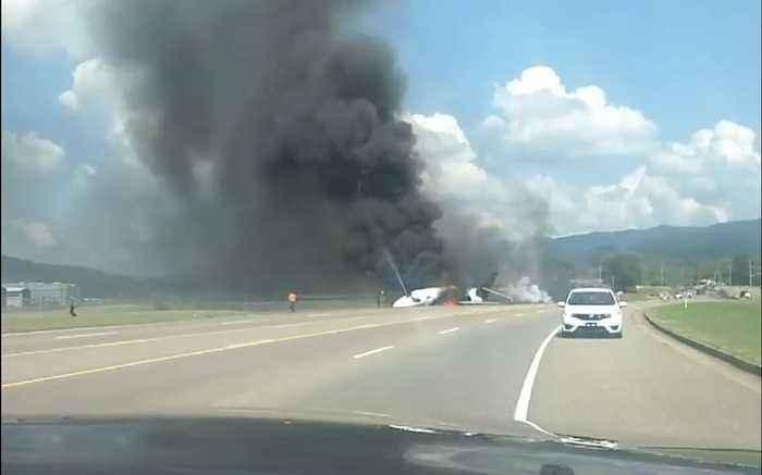 Former NASCAR Driver Dale Earnhardt Jr and Family 'Safe' After Plane Crash