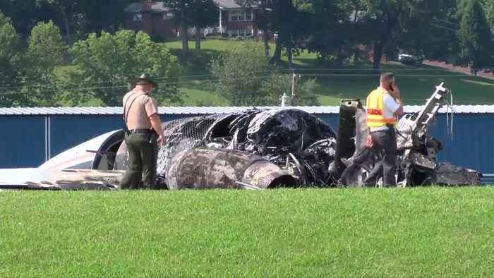 Dale Earnhardt Jr. escapes plane crash: reports