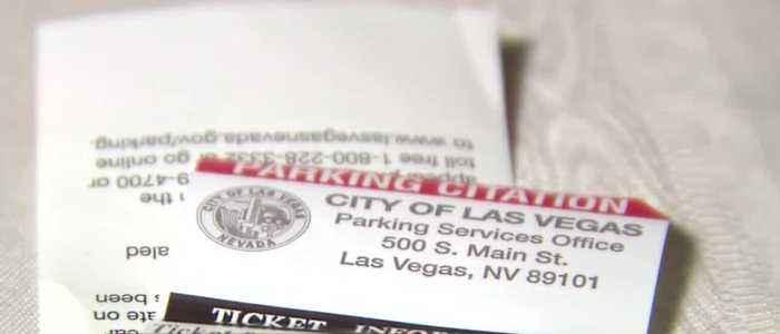 Over $6K in school supplies donated through Las Vegas parking ticket program
