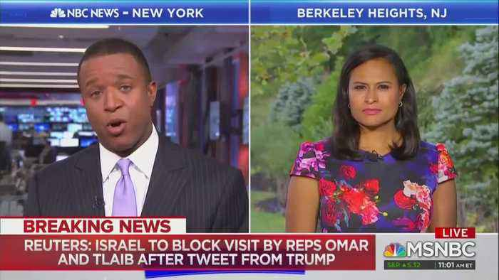 MSNBC Defends Omar and Tliab — They Never Said They Hated Israel