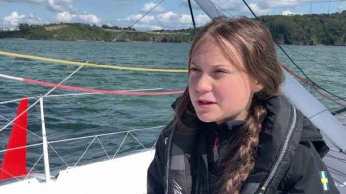 'I might feel a bit seasick but I can live with it'