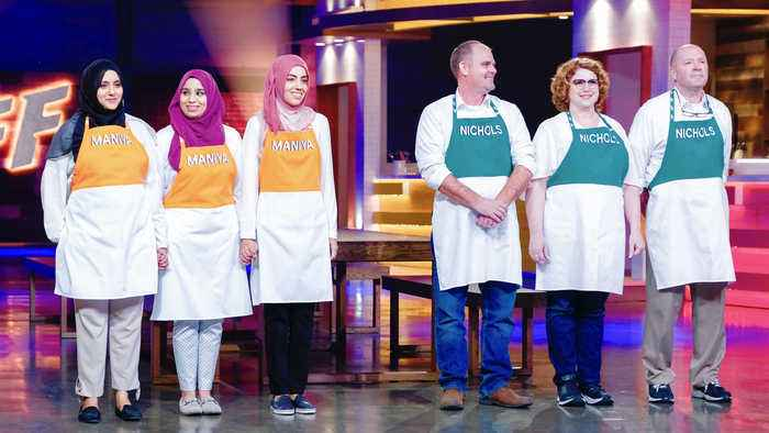 And The Winners of Family Food Fight Season 1 Are...