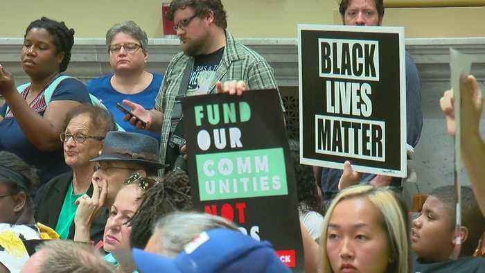 Mpls. Mayor Heckled During City Council Meeting
