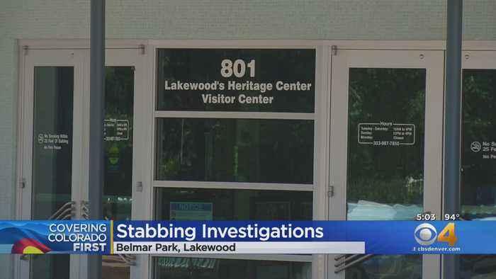 Lakewood Police Investigate 2 Stabbings Overnight