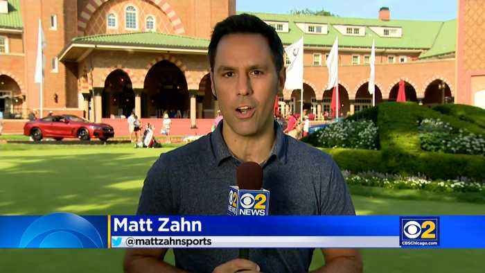 Medinah Country Club No Match For Best Golfers