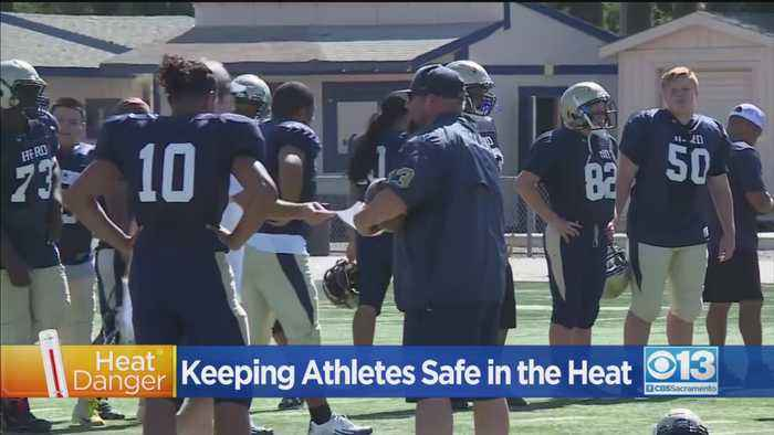 Keeping Athletes Safe In The Heat