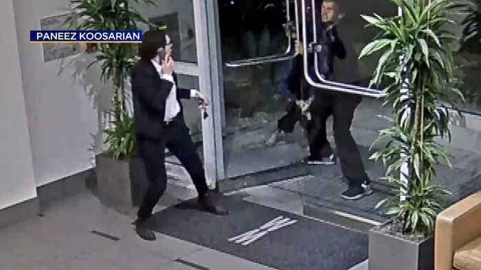 S.F. Mayor Speaks Out on Quick Release of Suspect in Condo Attack Caught on Camera