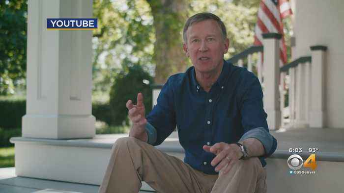 John Hickenlooper Drops Out Of Presidential Race