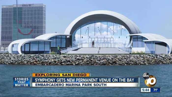 San Diego Symphony to break ground on new bayside venue
