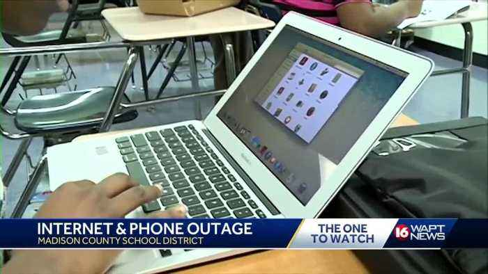 No phone, no internet for Madison County Schools