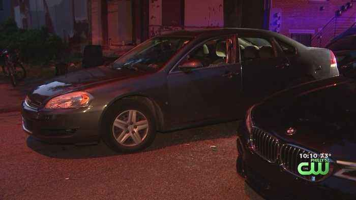 2 Men Arrested, 1 Person Escapes After Police Chase In North Philly, Police Say