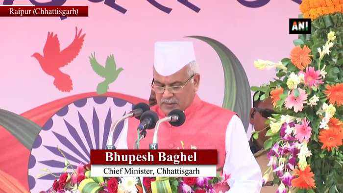 Chhattisgarh CM Bhupesh Baghel announces hike in quota for OBC, SC and ST