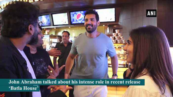 Depicting baggage of character is important John Abraham on playing cop in Batla House