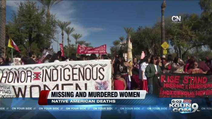 Missing or murdered: AZ to fight crime against indigenous women