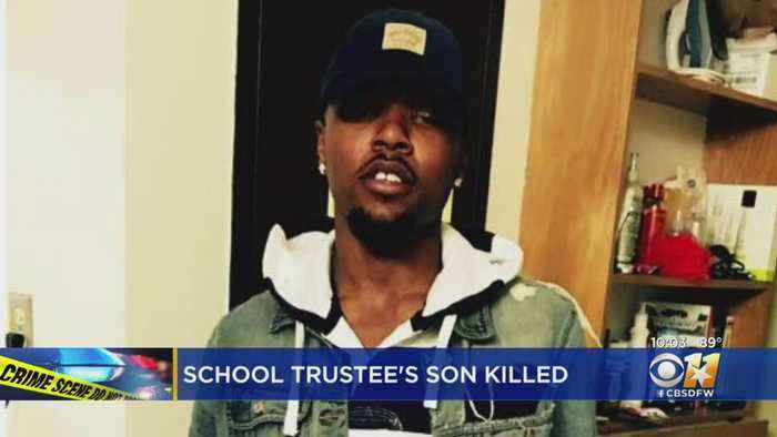 Son Of DISD Board Member Found Shot To Death