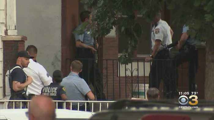Residents Say It's Business As Usual After Police Shootout In Nicetown-Tioga