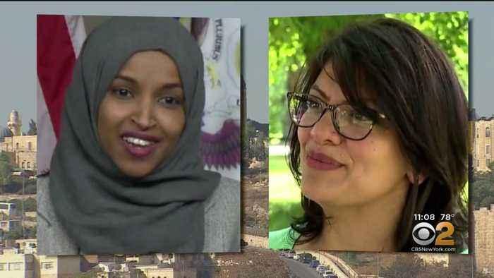 2 Muslim Congresswomen Banned From Israel