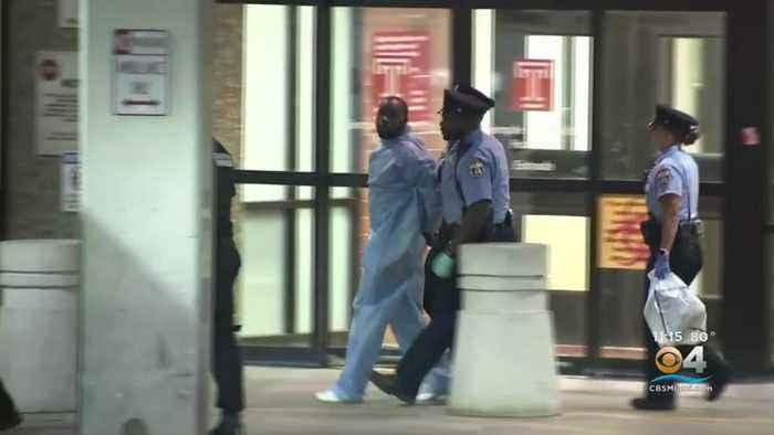 Suspect In Philadelphia Mass Shooting Has Long Criminal Record