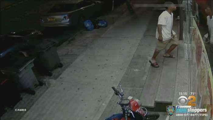 Suspect Accused Of Violent Crime Spree