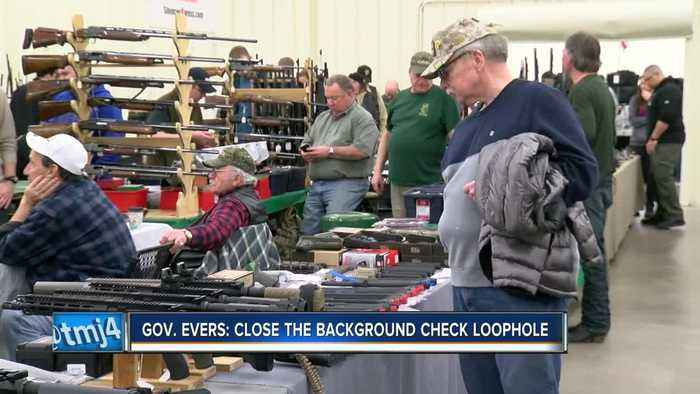 Wisconsin bill propses closing the background check loophole