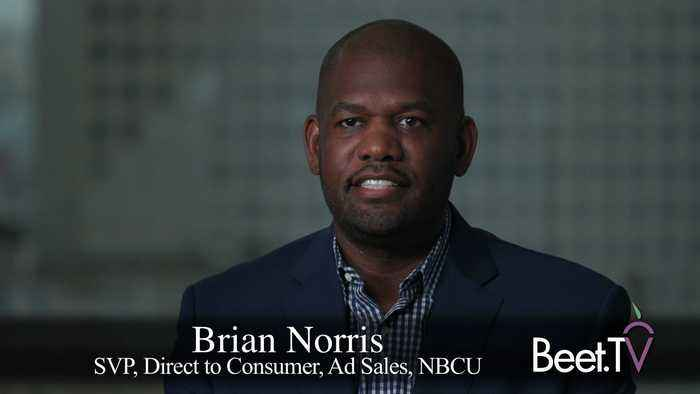 D2C Tactics Scale Up To Big Brands: NBCU's Brian Norris