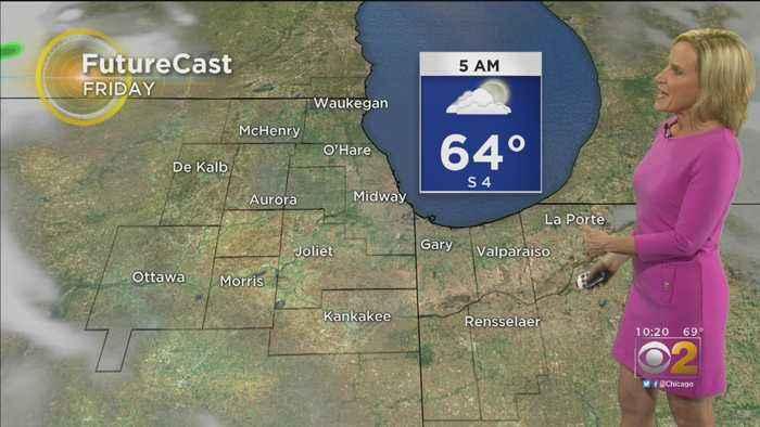 CBS 2 Weather Watch 10 P.M. 8-15-19
