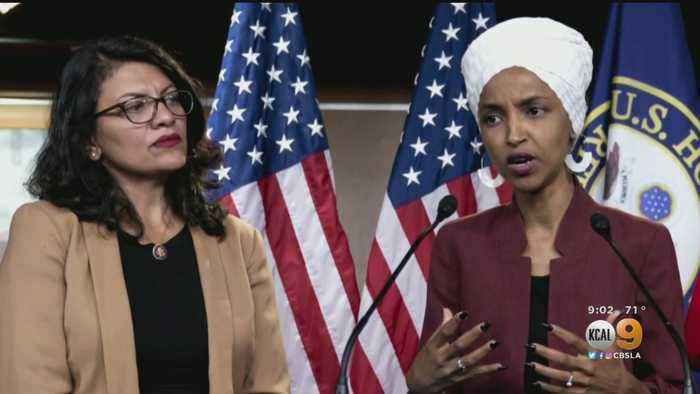 Israel Denies Entry To Outspoken Reps. Ilhan Omar, Rashida Tlaib