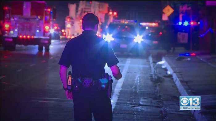 Man Shot While Driving In South Sacramento
