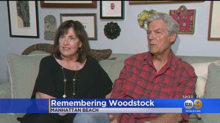 Couple Recalls Meeting 50 Years Ago At Iconic Woodstock Festival