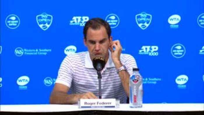 Federer impressed with Rublev