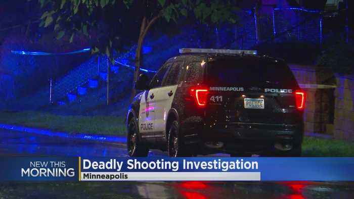 1 Dead Following Overnight Shooting In North Minneapolis