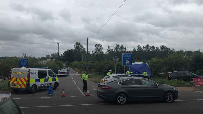 Murder investigation launched after police officer killed in Berkshire