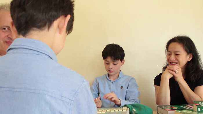 Brainiac brothers crowned Scrabble World Champions