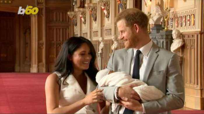 Baby Archie Has Red Hair Like Prince Harry, So What Did His Grandpa Think?