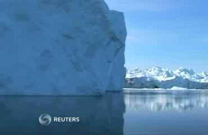 Trump ridiculed for 'trying to buy' Greenland