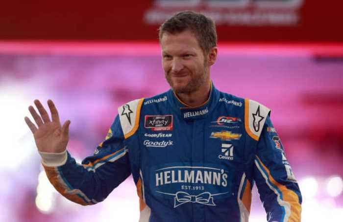 Dale Earnhardt Jr. Hospitalized After Plane Crash
