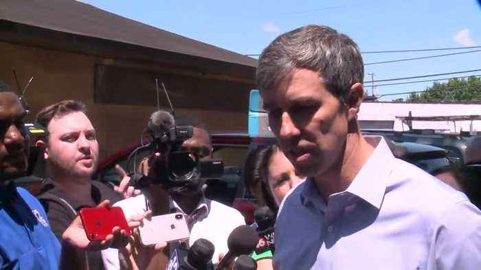 O'Rourke in Mississippi because of immigration raids
