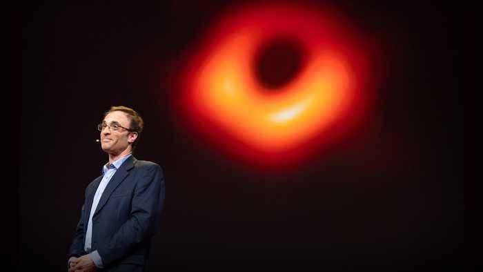 Inside the black hole image that made history   Sheperd Doeleman