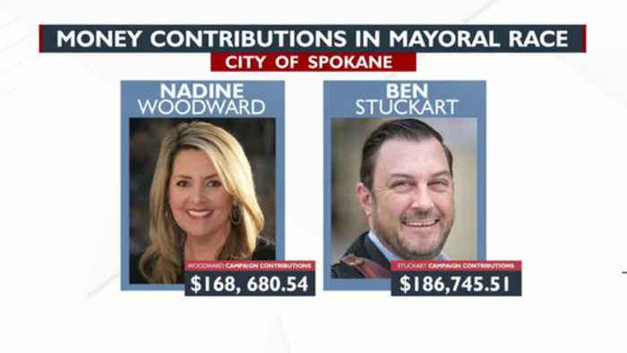 Following the money in the Spokane mayoral race