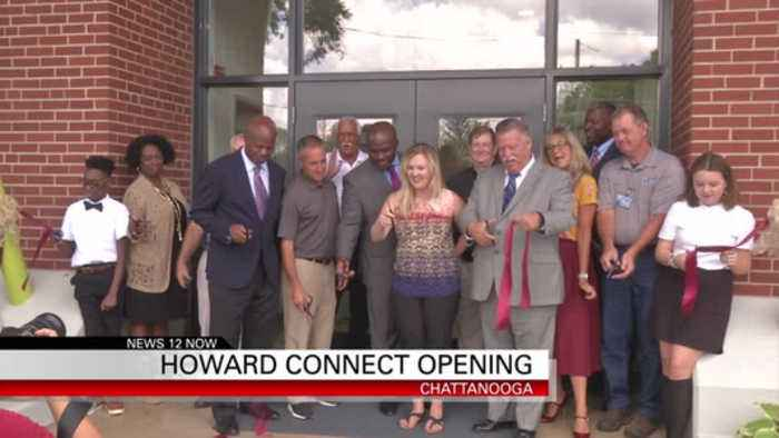 Howard Connect Opening