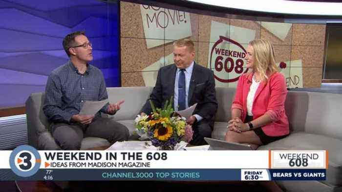 Weekend in the 608: LGBTQ Pride Weekend, Fitchburg Agora Art Fair, James Hunter at the Majestic